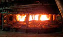 Ore-thermal furnaces